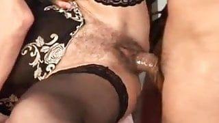 busty hairy gilf