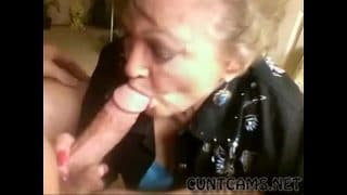 Granny Sucks Cock in the Nursing Home – More at cuntcams.net